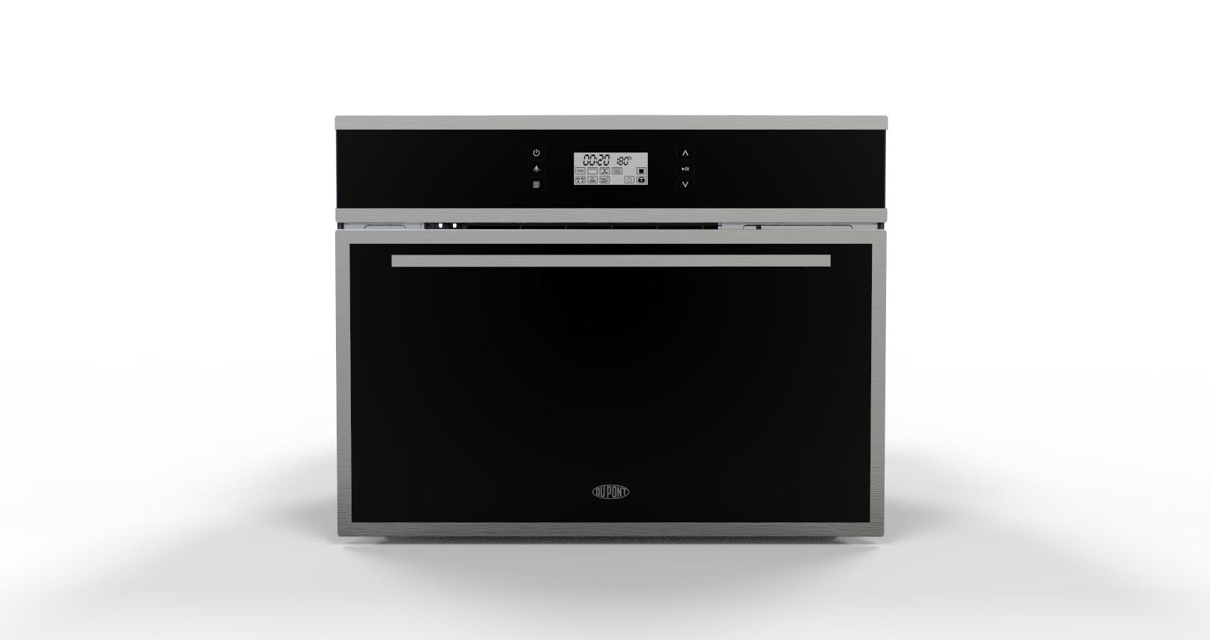 28L touch screen built in steam  oven 5