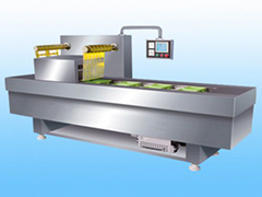 廠家直銷小康全自動連續氣調封盒包裝機