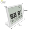 Digital Temperature Humidity meter Large HTN LCD Hygrometer Thermometer 3