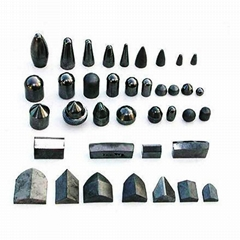 cemented carbide by powder metallurgy