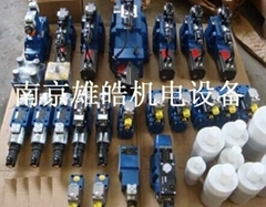 4WE10EA33/CG24N9K4力士乐电磁阀代理特价销售