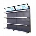 priced supermarket display stand rack shelving equipment 1