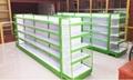 priced supermarket display stand rack shelving equipment 2