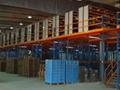 galvanized steel grating structure