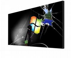 展廳液晶拼接屏