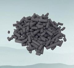 清遠柱狀活性炭