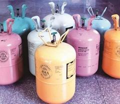 制冷剂充装瓶