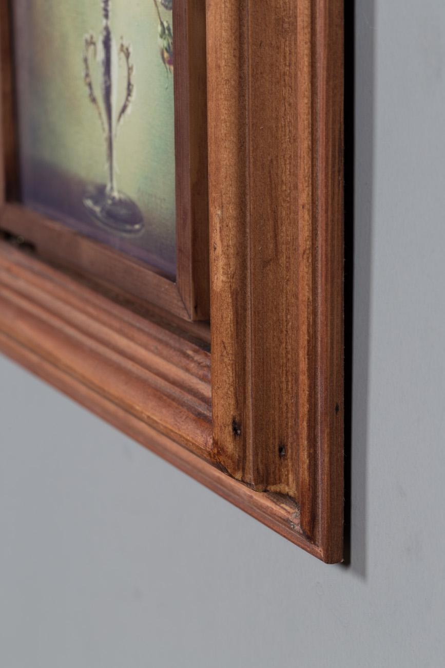 Solid wood frame 4