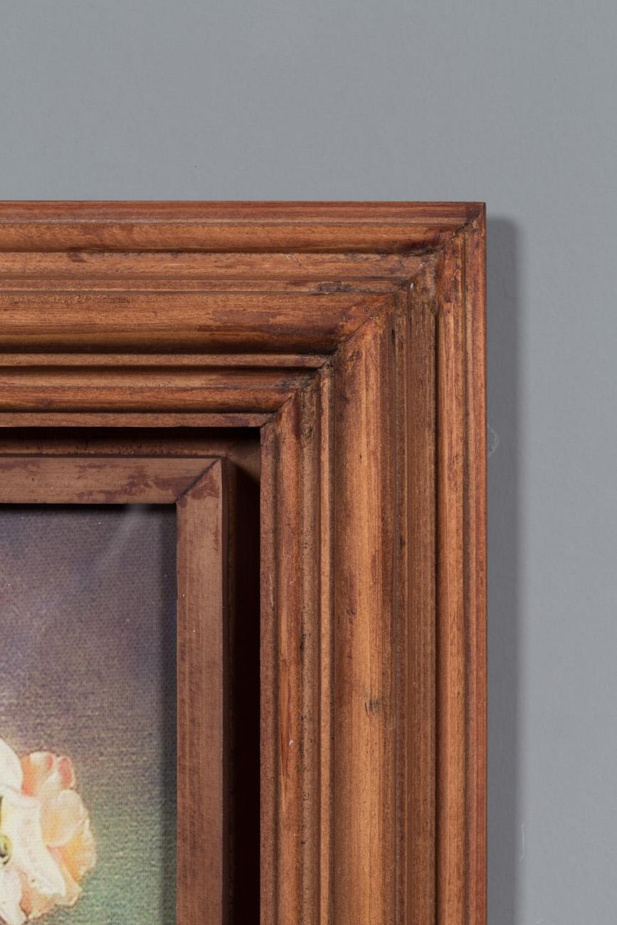 Solid wood frame 5