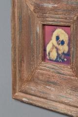 復古實木相框純手工製作