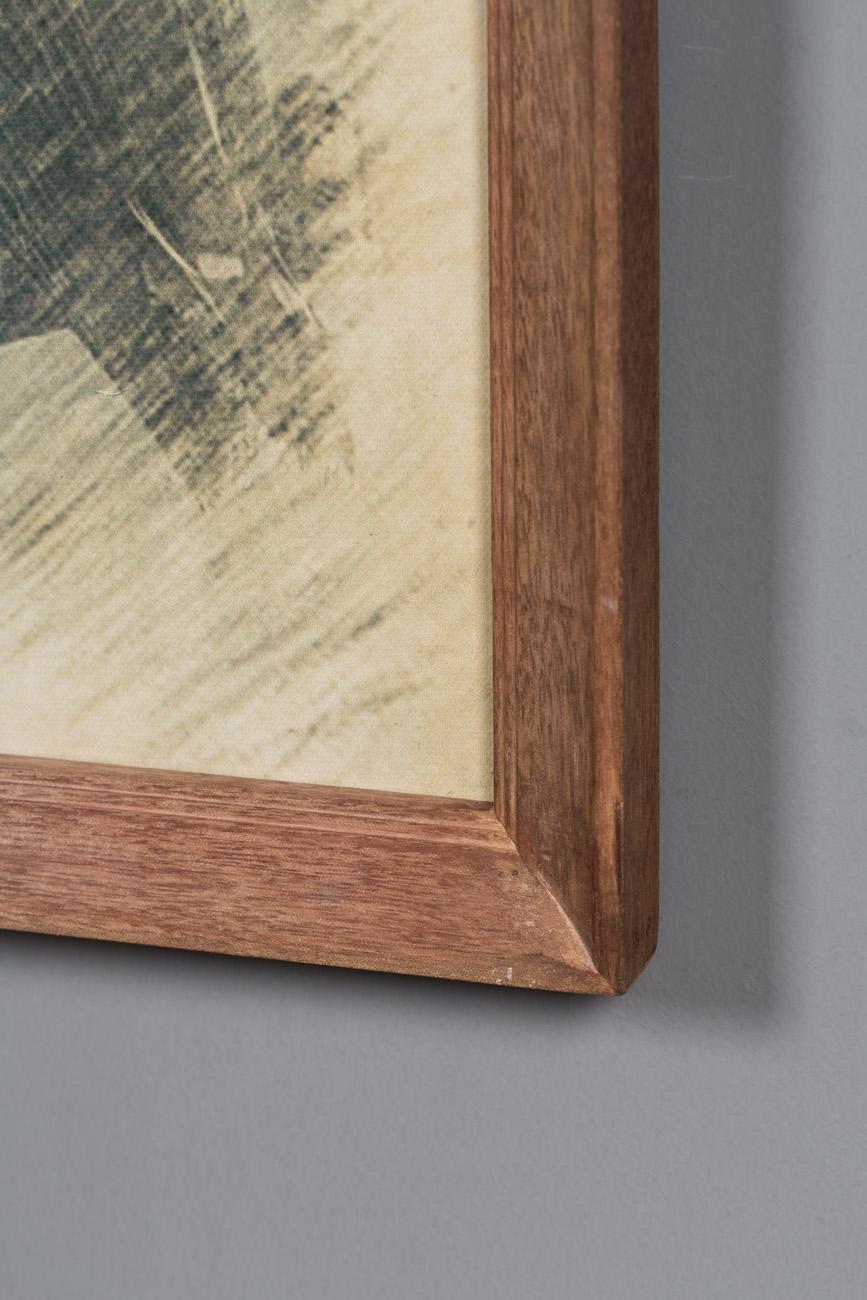 装饰类实木相框北欧风格 4