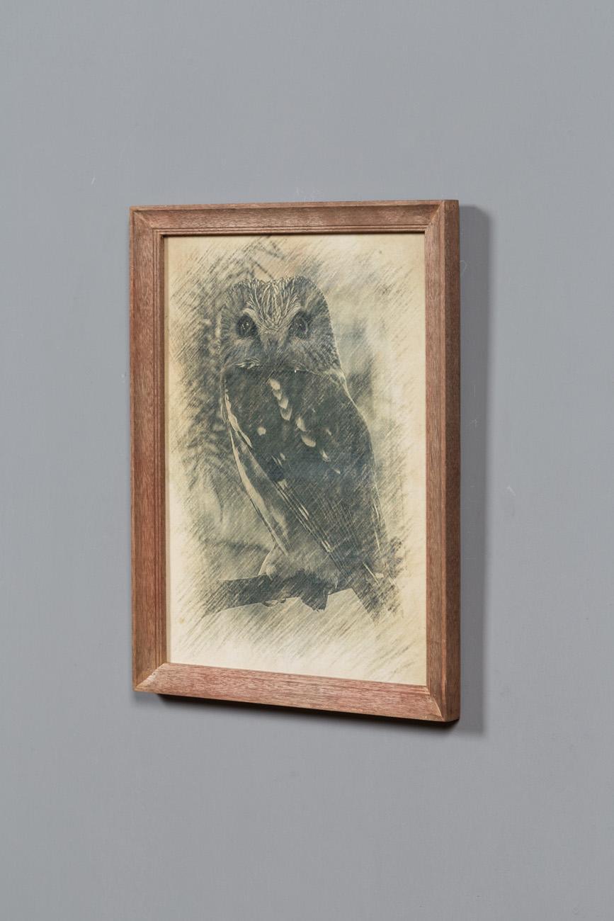 Solid wood frame 1