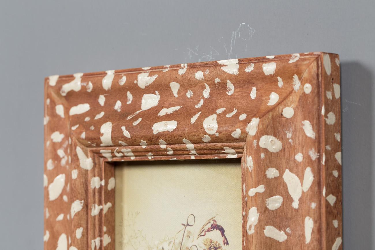 艺术类实木相框田园风格 3