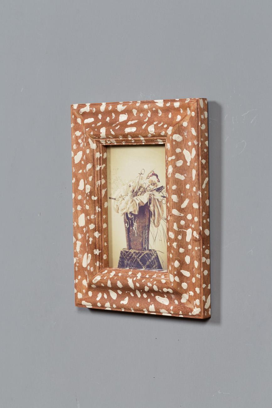 艺术类实木相框田园风格 7