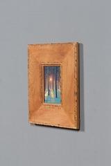 装饰相框白木实木相框