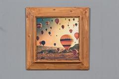 北欧风格实木相框装饰相框