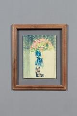 北欧风格实木相框人物相框