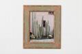 仙人掌相框实木相框北欧风格