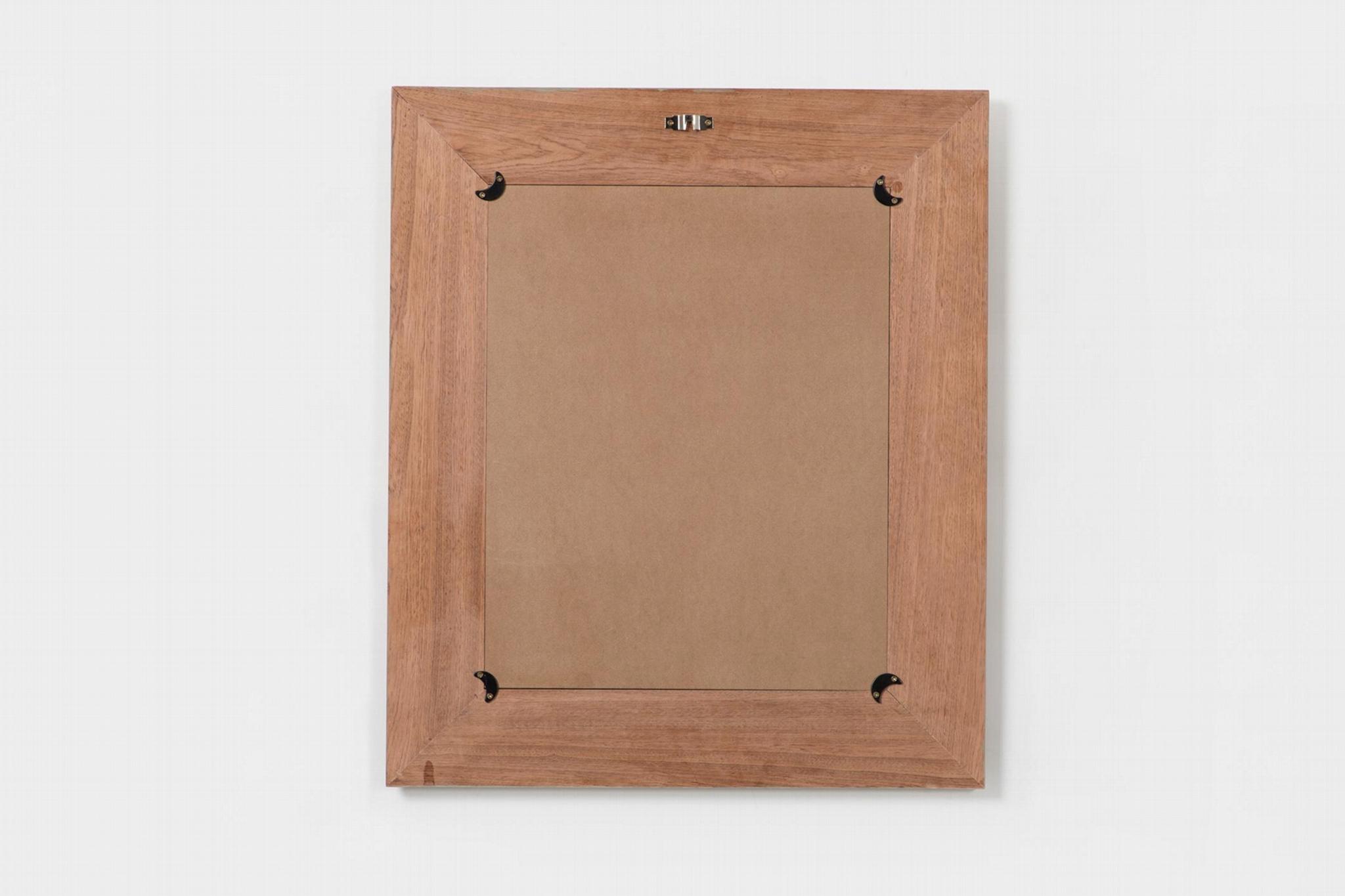 仙人掌相框实木相框北欧风格 4