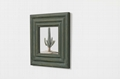 绿色相框实木相框北欧风格 3