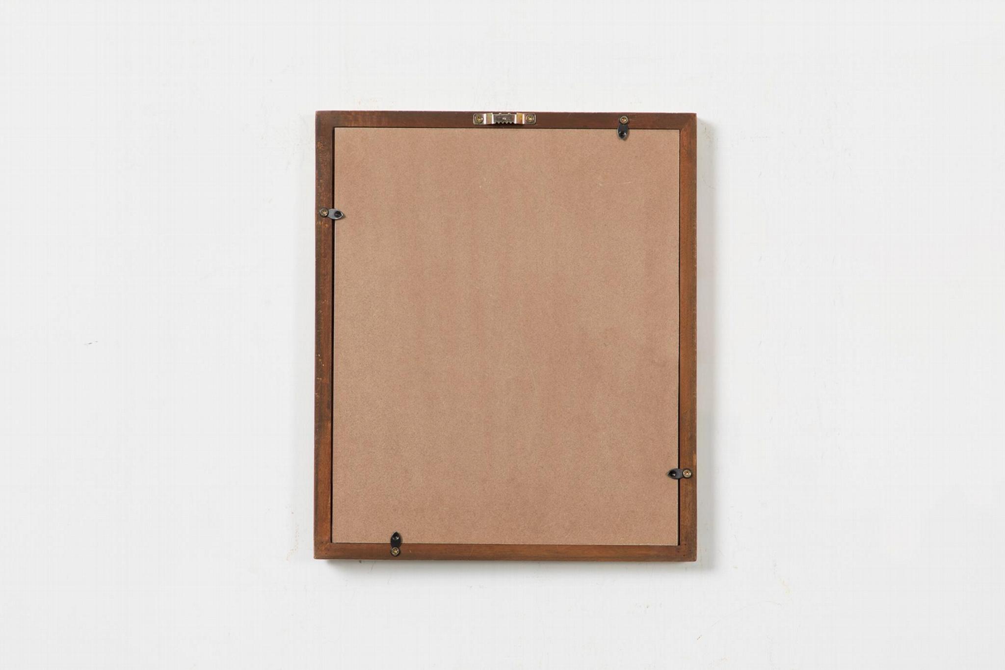 Solid wood frame 3