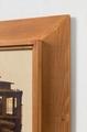 北欧风格实木相框手工制作 2