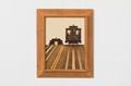 北欧风格实木相框手工制作 1