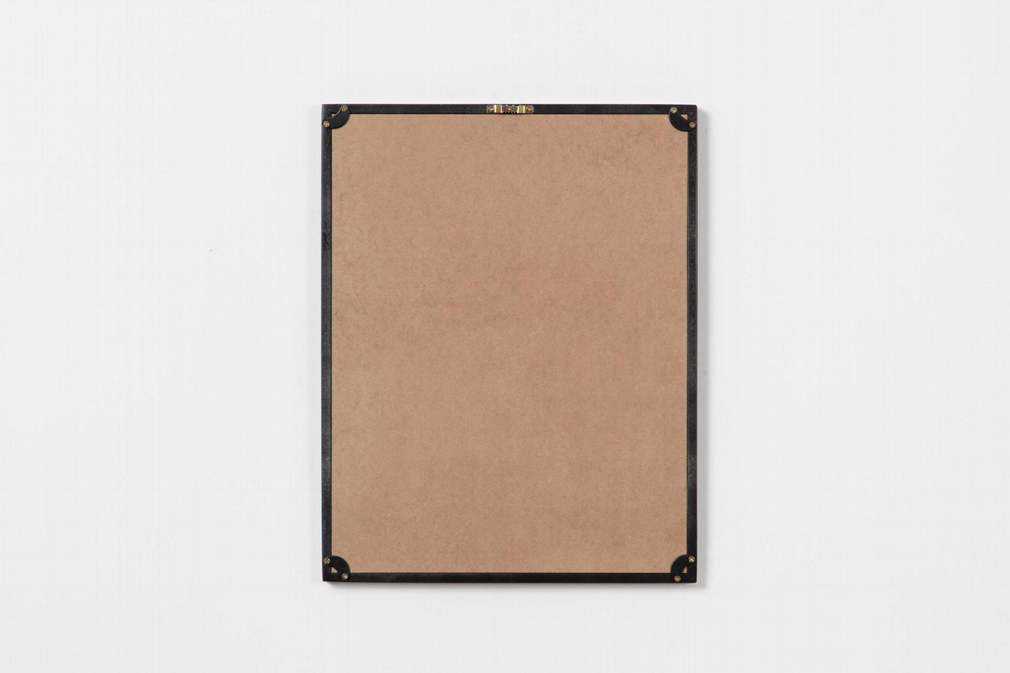 Solid wood frame 11