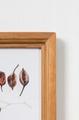 Solid wood frame 14