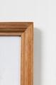 Solid wood frame 15