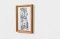 Solid wood frame 7