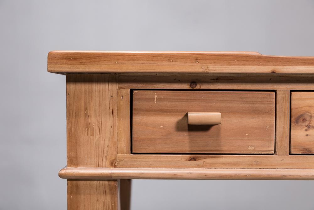 North European solid wood desk 2