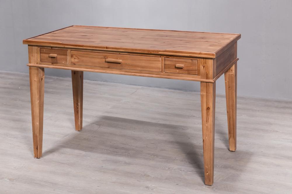North European solid wood desk 3