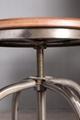 Round bar bar chair