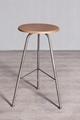 Tripods industrial bar chair