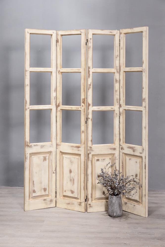 Sixty percent off solid wood retro screen