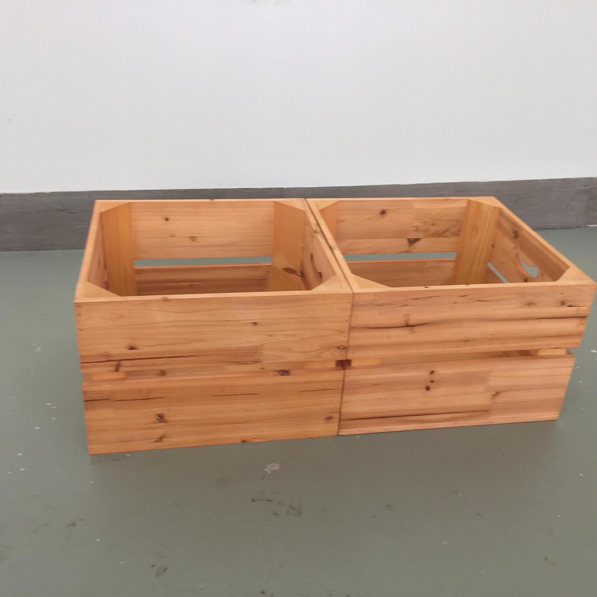 實木箱子 2