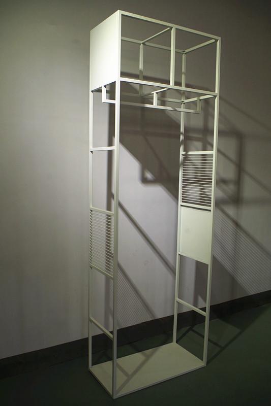 服裝展示架高架牆上展示架 3