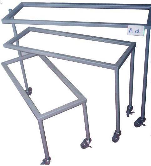 帶輪桌子展示桌移動桌 1