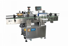 DX211 Automatic Roll-round bottle labeling machine