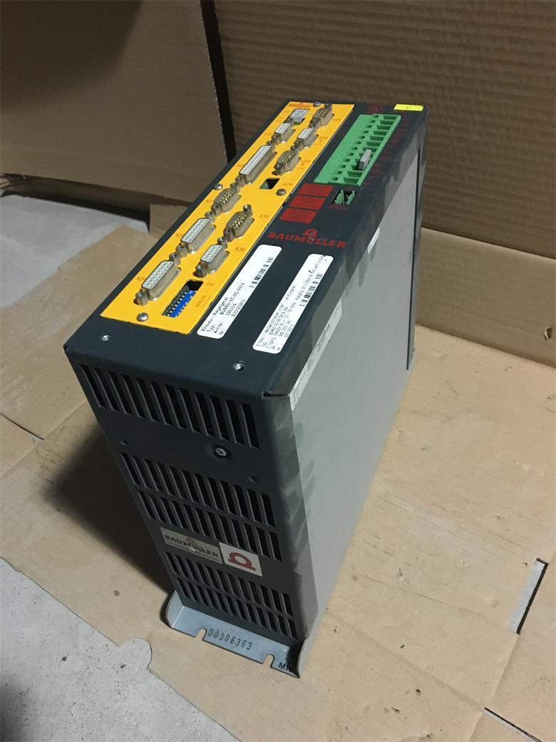 鲍米勒伺服驱动器BUS6VX28 BUS6-VC-A0-0065 4