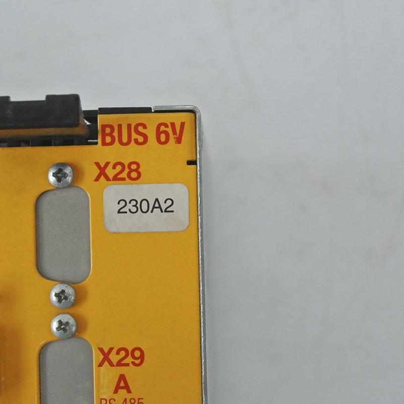 鲍米勒伺服驱动器BUS6VX28 BUS6-VC-A0-0065 1