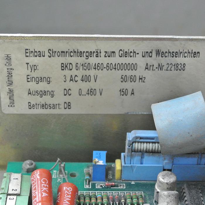 鲍米勒控制板BM4-F-DIO-01 1