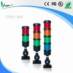 ONN-M4 IP53 warning light for CNC machiney