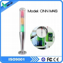 DC24V ONN-M4S led beacon tower light for CNC turning machines