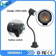 ONN-M3S flexible arm led gooseneck lamp