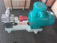 泊头恒奕齿轮泵厂价直销kcb960齿轮泵