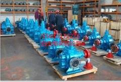 泊头恒奕kcb5400大流量齿轮泵出口标准