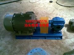 ZYB483.3渣油齿轮泵植物油厂专用