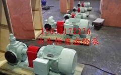 ycb50/0.6圆弧齿轮泵低噪音高效率